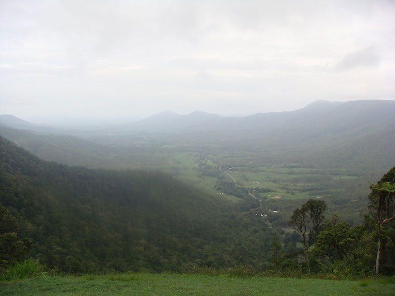 Eungella Camping Regenwaldwetter
