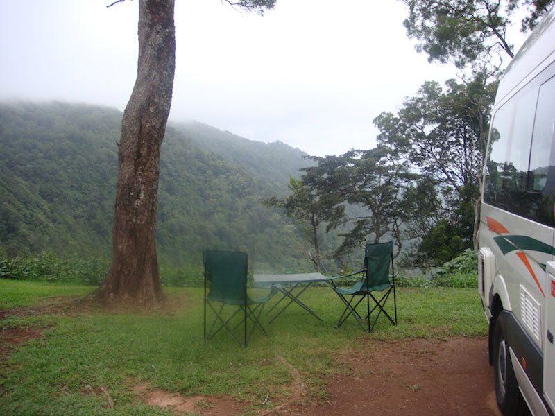 Eungella Camping Stellplatz