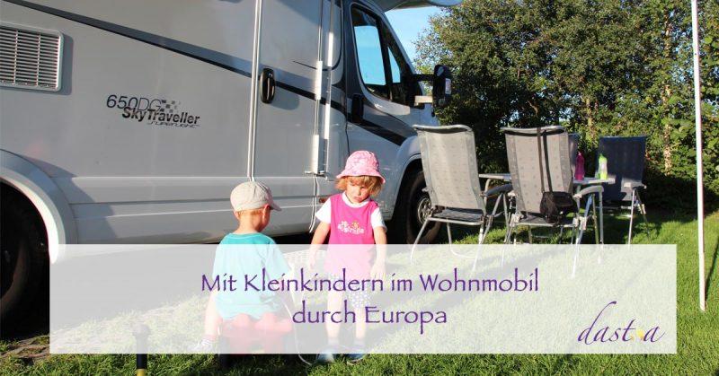 Kleine Europa Rundreise mit Kindern - Reiseplanung