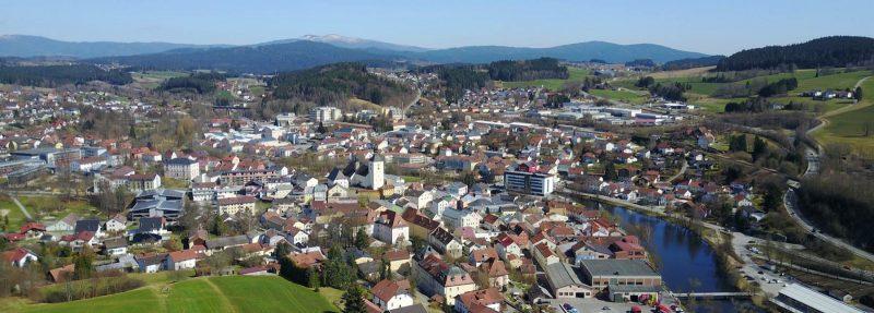 Stadt Regen / Bayerischer Wald