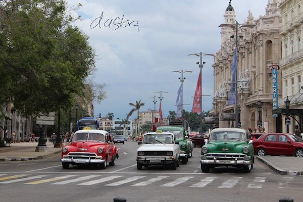 Havanna mit Kindern