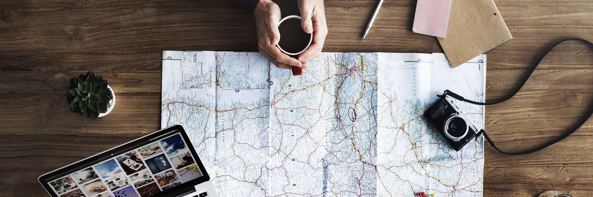 Reiseplanung mit Kindern