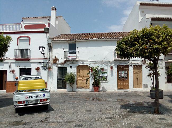 Zu Besuch in Estepona (Spanien) / Andalusien in der Provinz Málaga