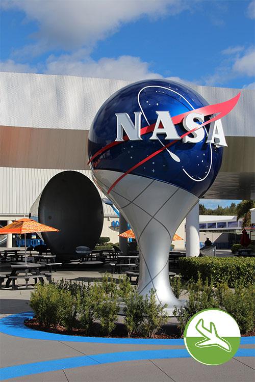 NASA - Kennedy Space Center mit Kindern