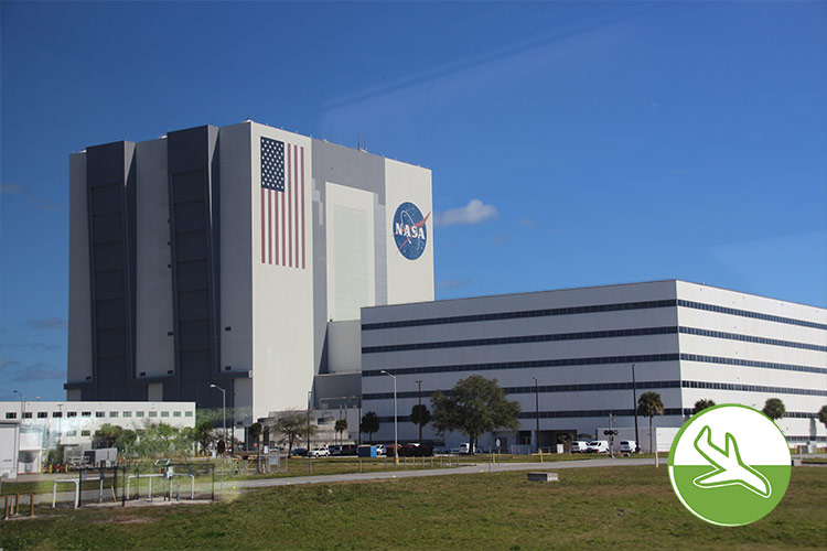 Kennedy Space Center - Vehicle Assembly Building (VAB)